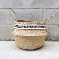 PANIER LARGE - TRIBAL