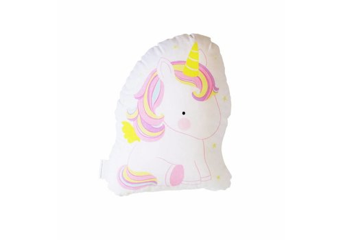 A Little Lovely Company PETIT COUSSIN - LICORNE