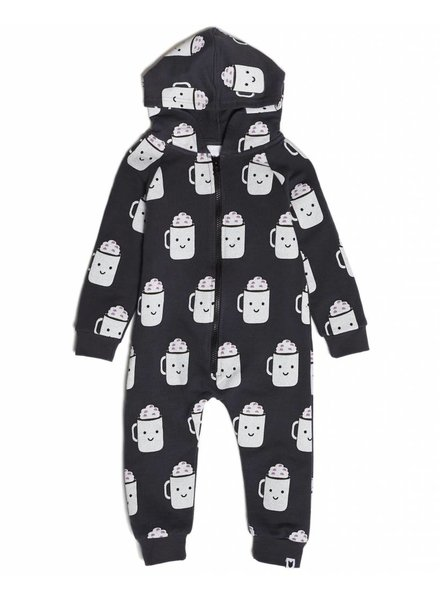 Tobias & the Bear ROMPER TOASTY