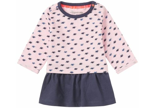 Noppies ROBE GRECCIO - ROSE/MARINE