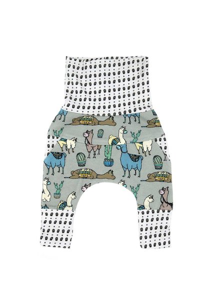 Little Yogi PANTALON ÉVOLUTIF - LITTLE LLAMA