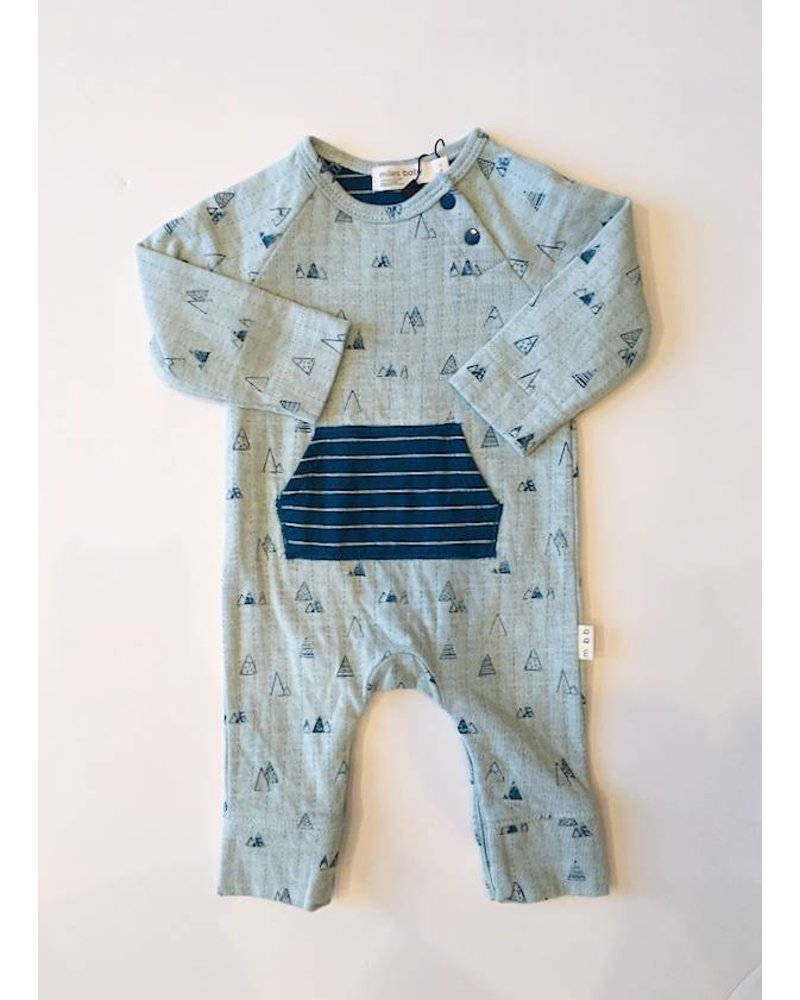 Miles Baby Brand BARBOTEUSE MONTAGNES - SARCELLE