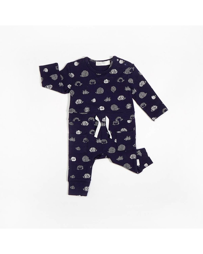 Miles Baby Brand BARBOTEUSE HÉRISSON - MARINE