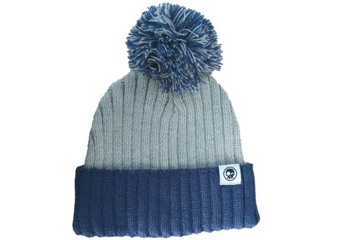 Headster Kids TUQUE 2TONE - BLEU