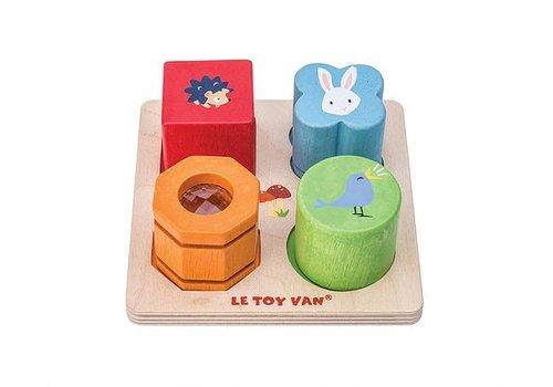 Le Toy Van JEU ÉVEIL DES SENS