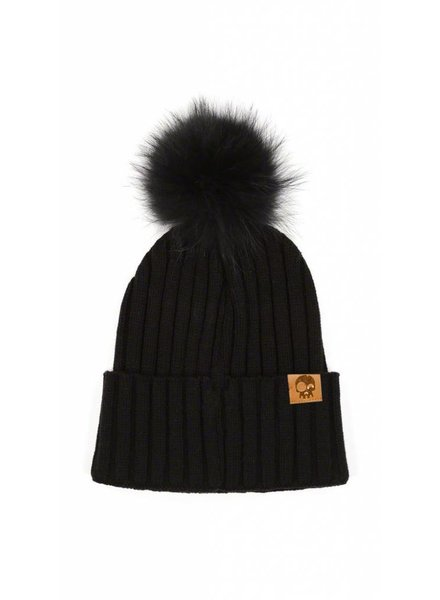 Headster Kids TUQUE MLLE CLASSY - NOIR