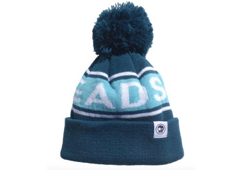 Headster Kids TUQUE M. RETRO - BLEU