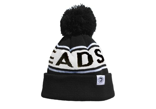 Headster Kids TUQUE M. RETRO - NOIR