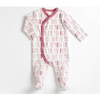 PYJAMA YOU OVER THE MOON - ROUGE