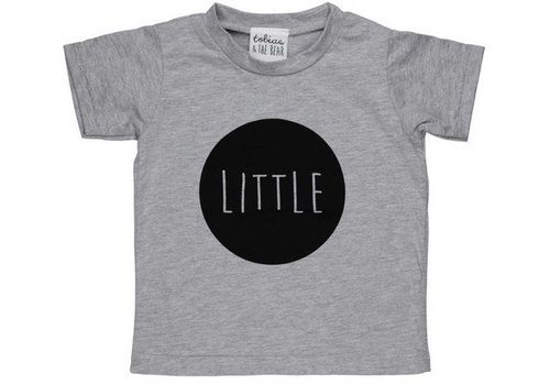 Tobias & the Bear T-SHIRT LITTLE - GRIS