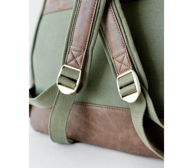 SAC À COUCHES - OLIVE