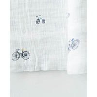 MOUSSELINE COTON - BIKE FAMILY