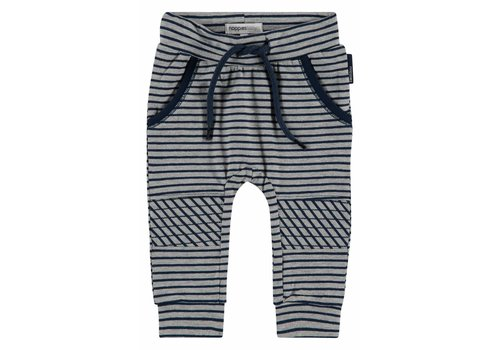 Noppies PANTALON KARLUM - SABLE/MARINE