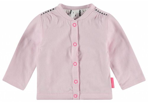 Noppies CARDIGAN RÉVERSIBLE KALONA - ROSE