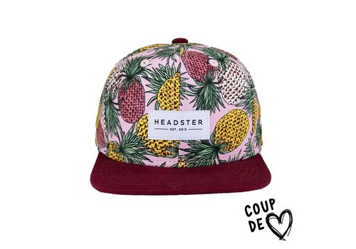 Headster Kids CASQUETTE - ANANAS