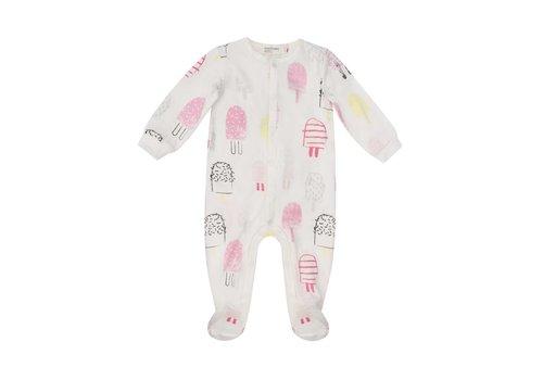 Miles Baby Brand PYJAMA POPSICLES - CRÈME/ROSE