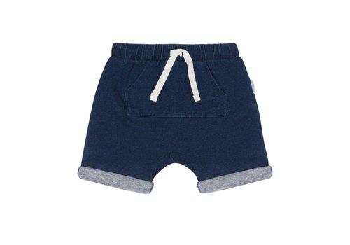 Miles Baby Brand SHORT - BLEU JEANS