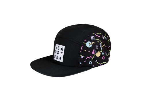 Headster Kids CASQUETTE NEON PARTY