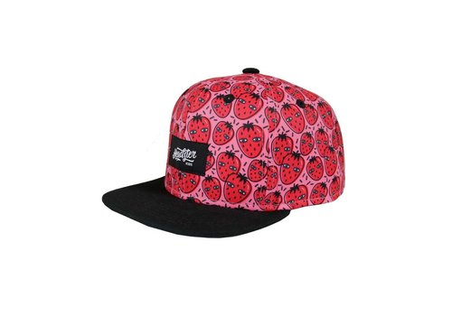 Headster Kids CASQUETTE STRAWBERRY PUNCH