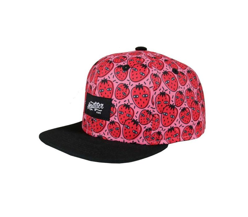 CASQUETTE STRAWBERRY PUNCH