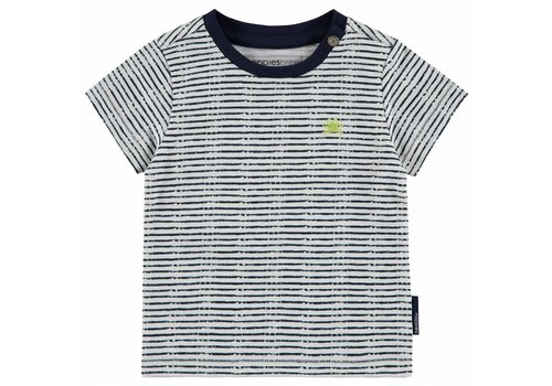 Noppies T-SHIRT MENDON - BLANC