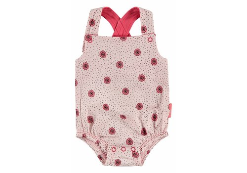 Noppies ROMPER MEEDER - ROSE