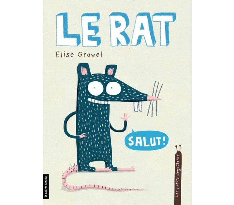 LIVRE - LE RAT / ELISE GRAVEL