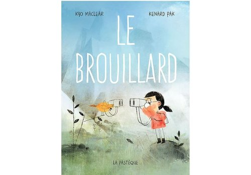 LA PASTÈQUE LIVRE - LE BROUILLARD/ KYO MCLEAR