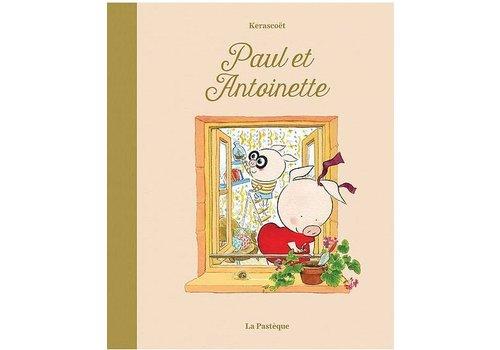 LA PASTÈQUE LIVRE - PAUL ET ANTOINETTE/ KERASCOET