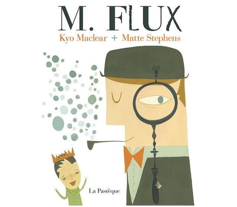 LIVRE - M. FLUX/ KYO MCLEAR, MATTE STEPHENS