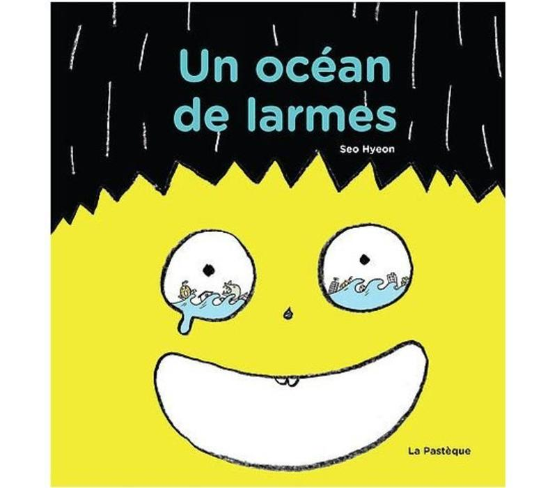 LIVRE - UN OCÉAN DE LARMES/ SEO HYEON