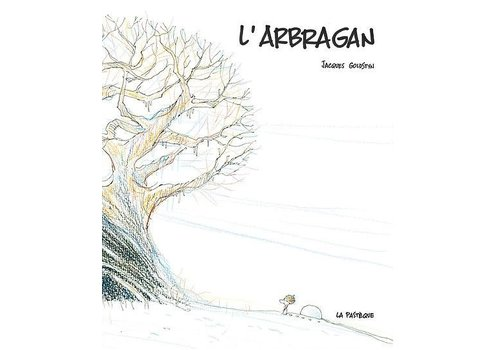 LA PASTÈQUE LIVRE - L'ARBRAGAN/ JACQUES GOLDSTYN