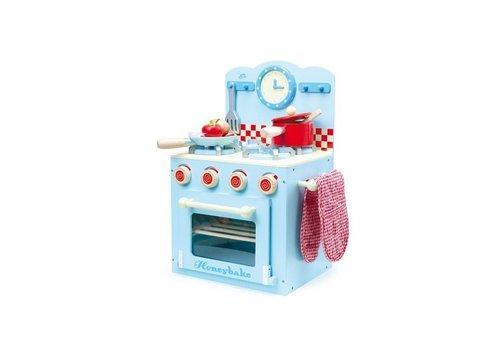 Le Toy Van CUISINIÈRE ET FOUR - BLEU