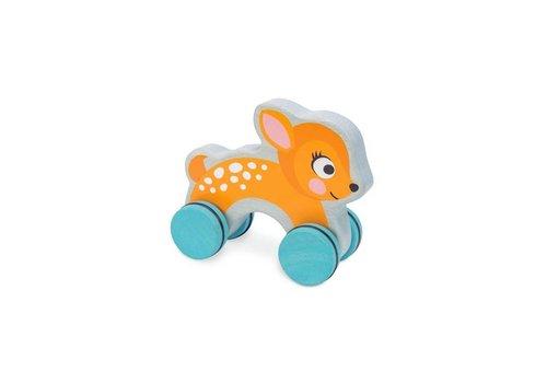 Le Toy Van FAON À ROULETTES