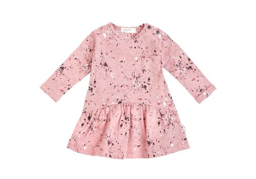 Miles Baby Brand ROBE ART - ROSE