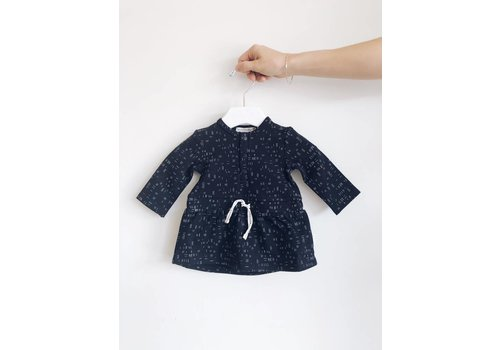 Miles Baby Brand ROBE PLAY - NOIR
