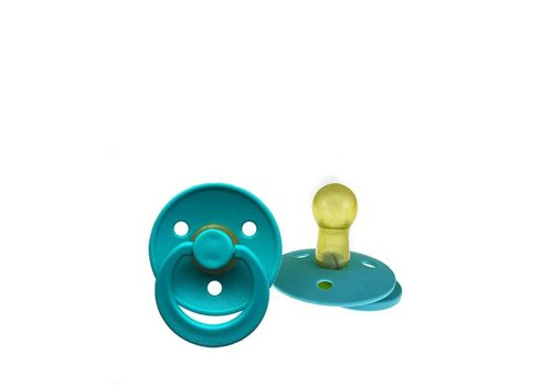 BIBS PACIFIER SUCE / 6-18 MOIS+  - TURQUOISE