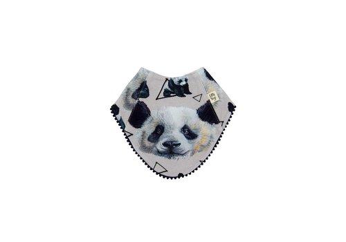 Little Yogi BAVOIR RÉVERSIBLE - LITTLE PANDA
