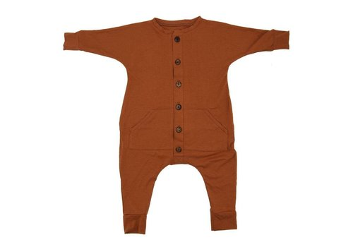 Little Yogi ROMPER ÉVOLUTIF - RED BEACHES