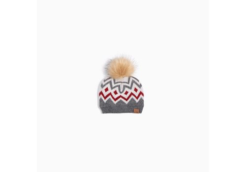 Miles Baby Brand TUQUE TRICOT HOLIDAY