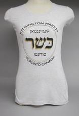 Model Citizen mc.tee.kosher.womens