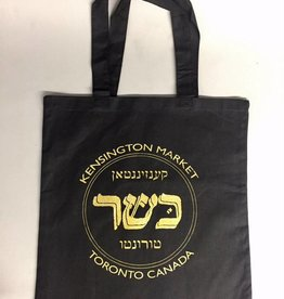 Model Citizen MC.Kosher.Tote.Black/Gold