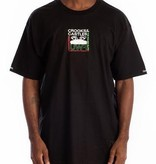 CROOKS - T-shirt Components BLACK