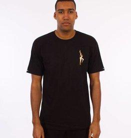 CROOKS - T-Shirt Get Paid BLACK