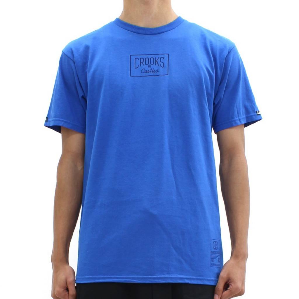 CROOKS - T-shirt Neo Core Logo