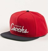 CROOKS - Woven Snapback Team Crooks