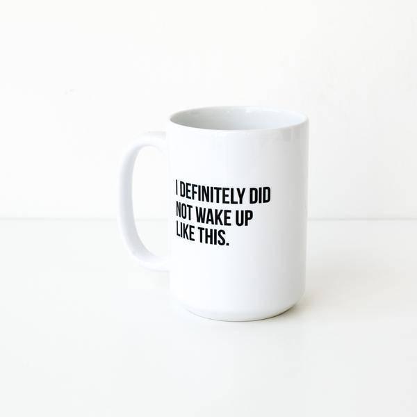 BRUNETTE THE LABEL - Mug