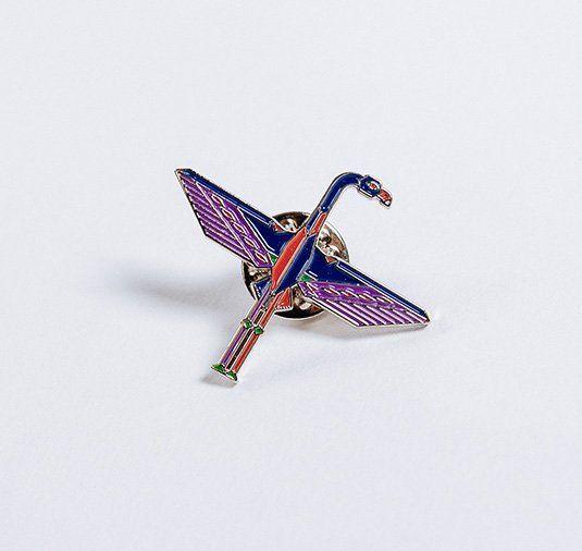 AKOMPLICE - Lapel Pin