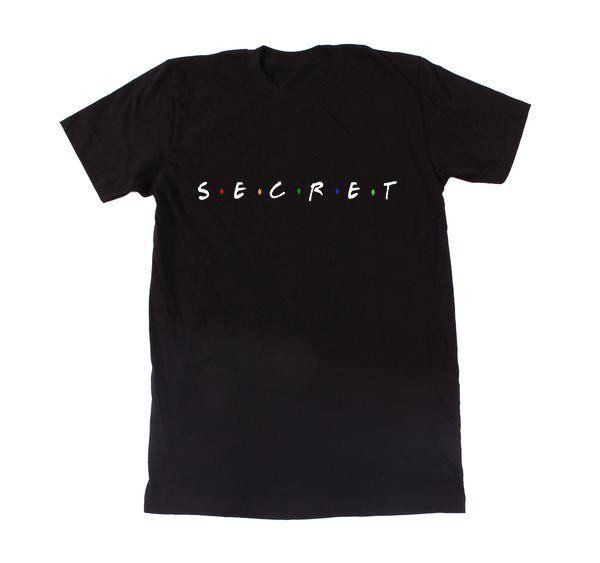 JOIN THE SECRET - Friends Tee