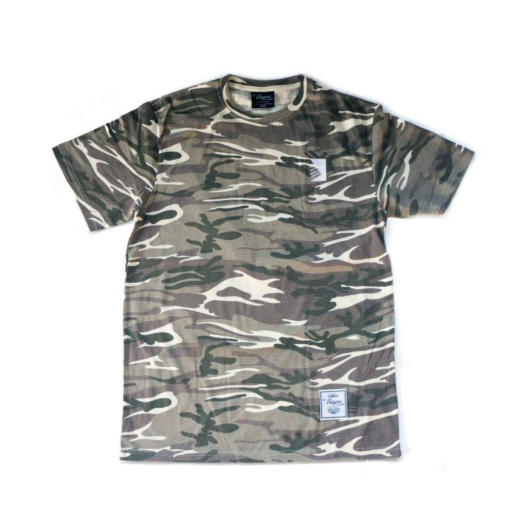 PURPOSE - Half-Maz Tee Camo